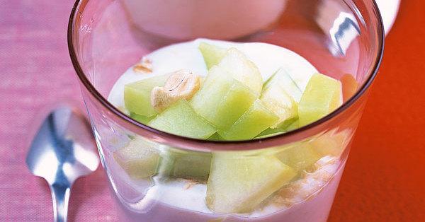 cashew quark m sli mit melonen rezept low carb k cheng tter. Black Bedroom Furniture Sets. Home Design Ideas