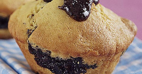 mohn quitten muffins rezept k cheng tter. Black Bedroom Furniture Sets. Home Design Ideas