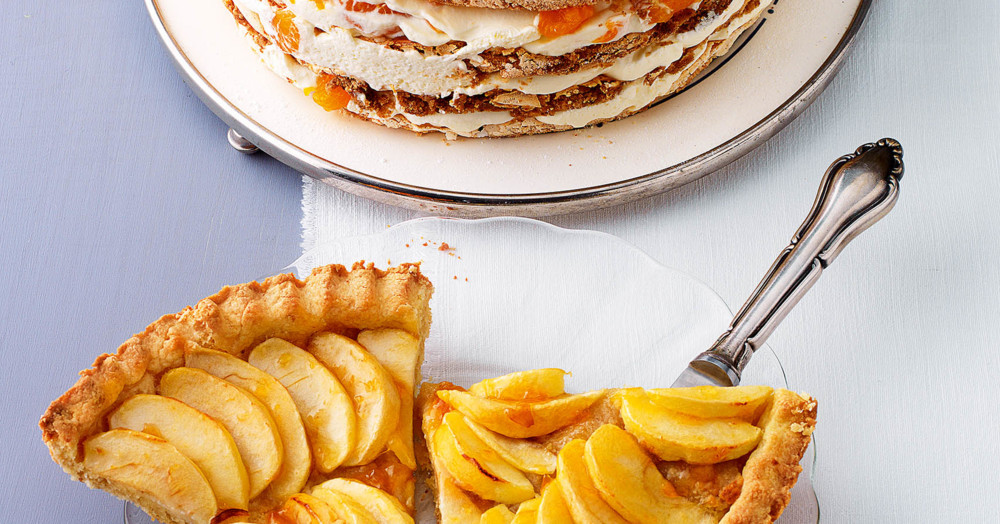 Joghurt Torte Mit Maracuja Rezept Kuchengotter