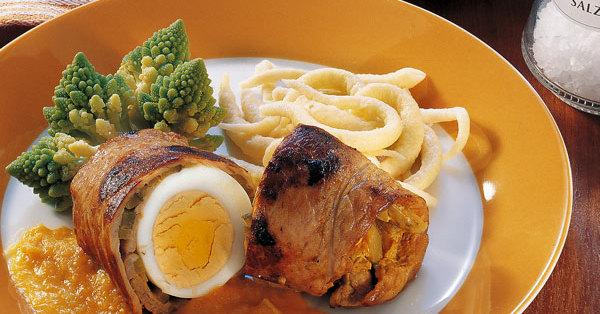 Kalbsv gele rezept k cheng tter - Eier hart kochen dauer ...