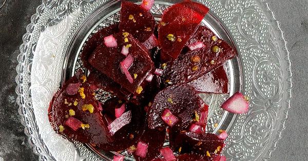 Einfacher Rote-Bete-Salat