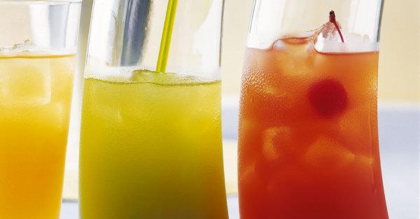 Kon Tiki - Drink mit braunem und weißem Rum