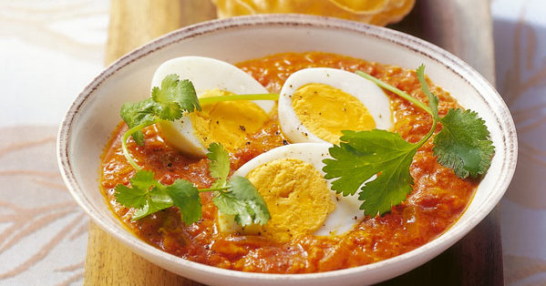 Eier-Curry
