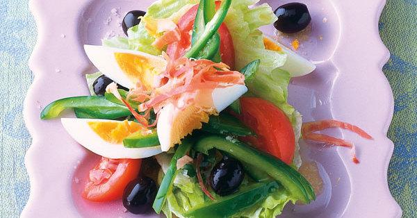 Aragoneser salat rezept k cheng tter - Eier hart kochen dauer ...