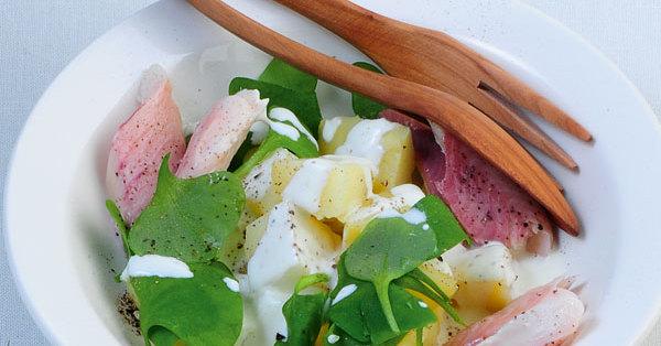 wasabi kartoffel salat rezept k cheng tter. Black Bedroom Furniture Sets. Home Design Ideas