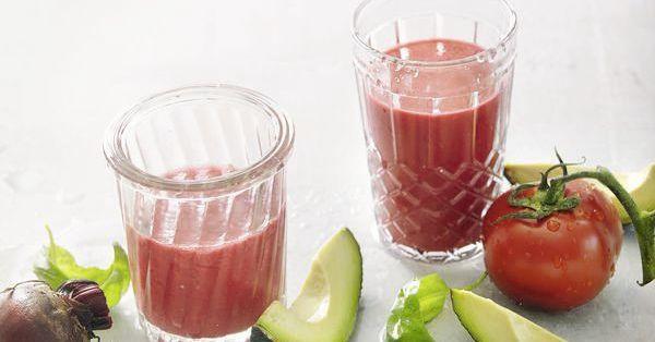 tomaten avocado smoothie rezept k cheng tter. Black Bedroom Furniture Sets. Home Design Ideas