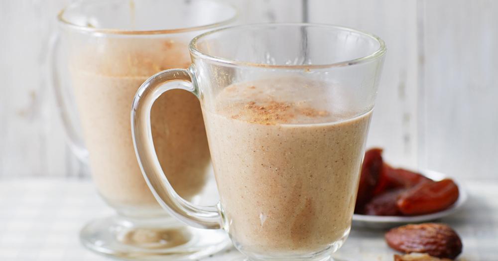 hot cinnamon smoothie rezept k cheng tter. Black Bedroom Furniture Sets. Home Design Ideas