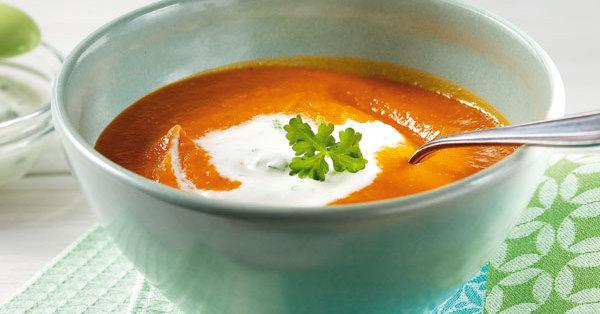 Rezept Rote Linsen Cremesuppe von Shelly Abdallah lecker neues Rezept für Suppe