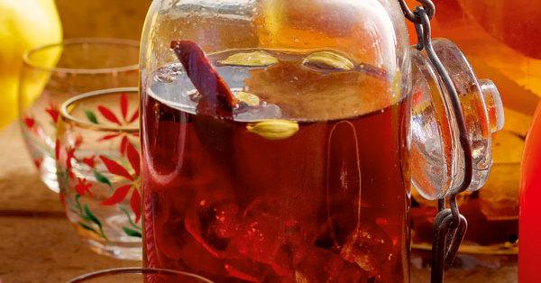 kandis  chai gewuerz rum rezept kuechengoetter