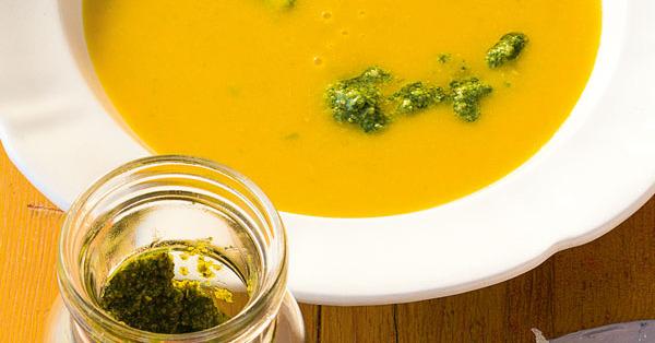 vegetarische k rbissuppe rezept k cheng tter. Black Bedroom Furniture Sets. Home Design Ideas