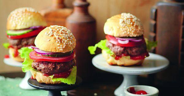 Miniburger Classic Style
