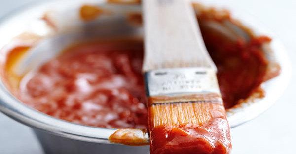 vegetarische bbq sauce rezept k cheng tter. Black Bedroom Furniture Sets. Home Design Ideas