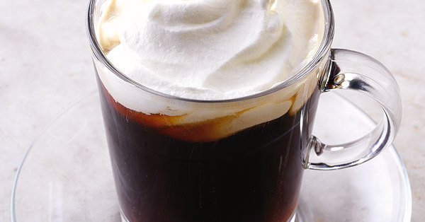 Klassischer Pharisäer Kaffee