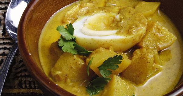 Eier kartoffel curry rezept k cheng tter - Eier kochen dauer ...