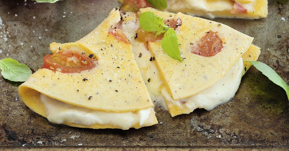 tomaten mozzarella omelett rezept low carb k cheng tter. Black Bedroom Furniture Sets. Home Design Ideas