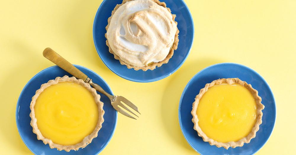 Zitronen-Tarte Rezept – So geht's