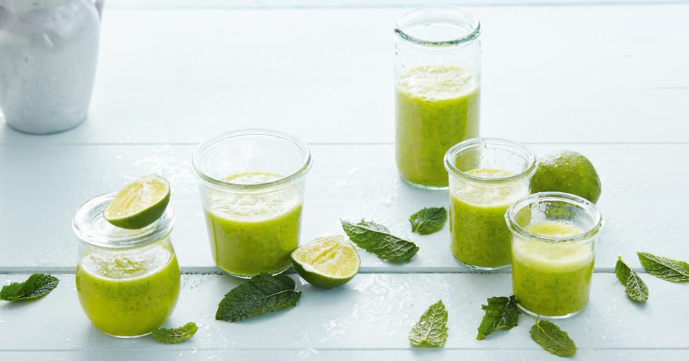 rezept f r minze avocado smoothie mit sternanis k cheng tter. Black Bedroom Furniture Sets. Home Design Ideas