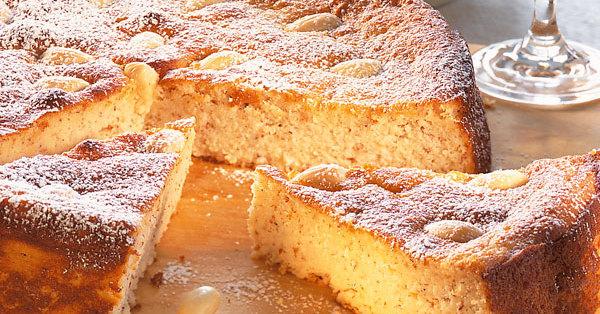 Spanischer Mandelkuchen Rezept Kuchengotter
