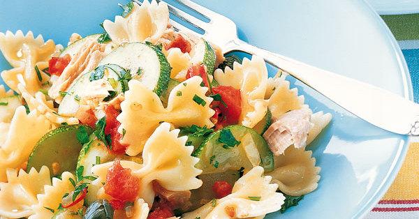 Tunfisch-Nudeln