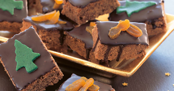 lebkuchen brownies rezept k cheng tter. Black Bedroom Furniture Sets. Home Design Ideas