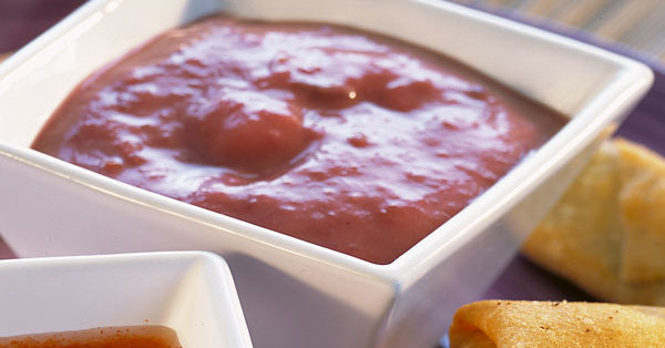 Pflaumen-Ketchup