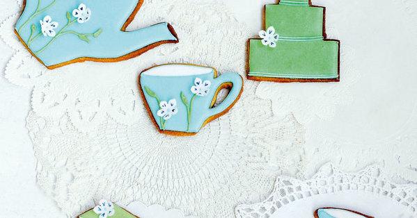 Kaffeeklatsch-Kekse