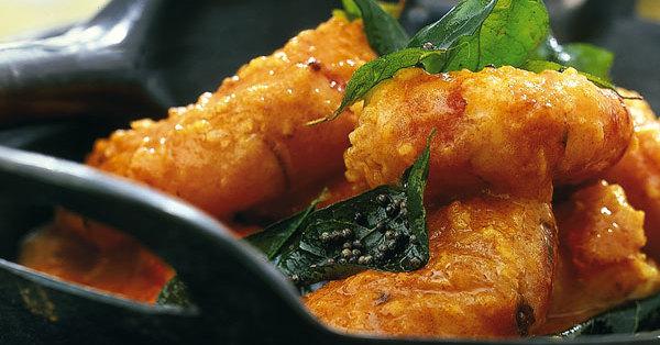 indisches garnelen curry rezept k cheng tter. Black Bedroom Furniture Sets. Home Design Ideas
