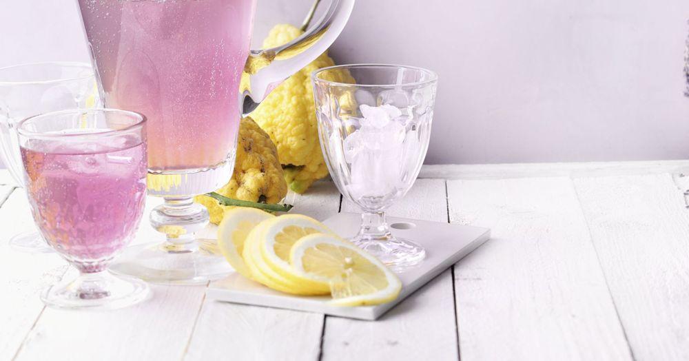 Limonadendiät mit Ahornsirup