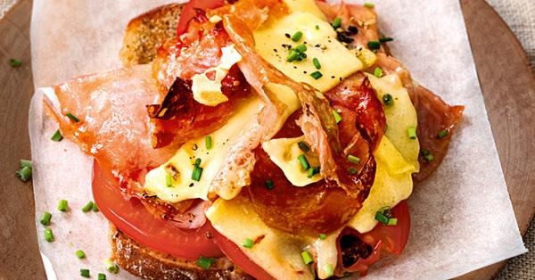Vinschgerl-Toast Rezept | Küchengötter