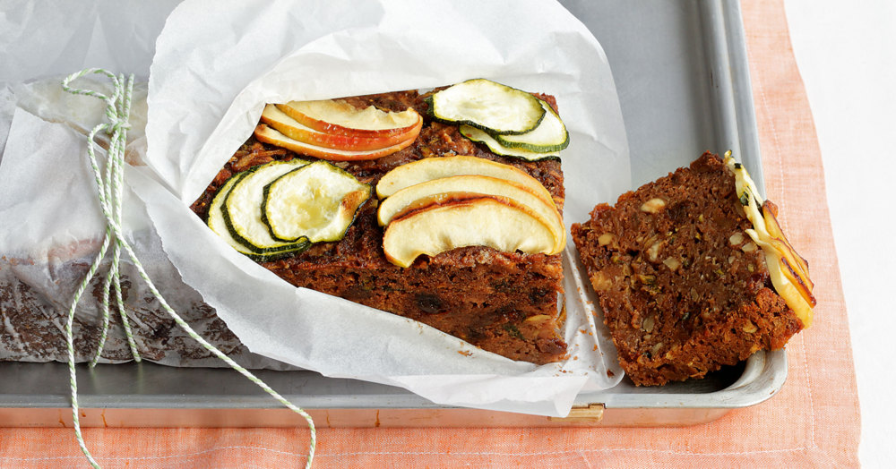Apfel-Zucchini-Brot