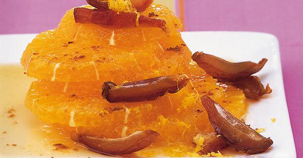 orangensalat mit ingwer und datteln rezept k cheng tter. Black Bedroom Furniture Sets. Home Design Ideas