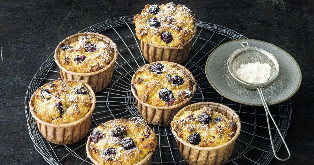 Muffins Ohne Backpulver