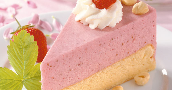 Schnelle erdbeer sahne torte