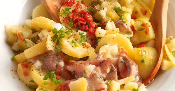 Schlesischer Kartoffelsalat Rezept | Küchengötter