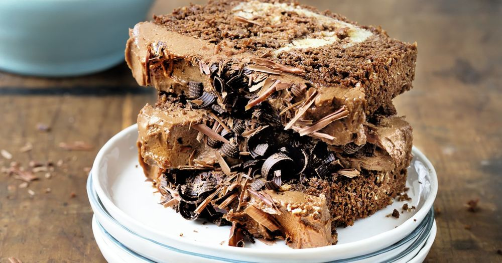 Double Chocolate Cake – Low Carb