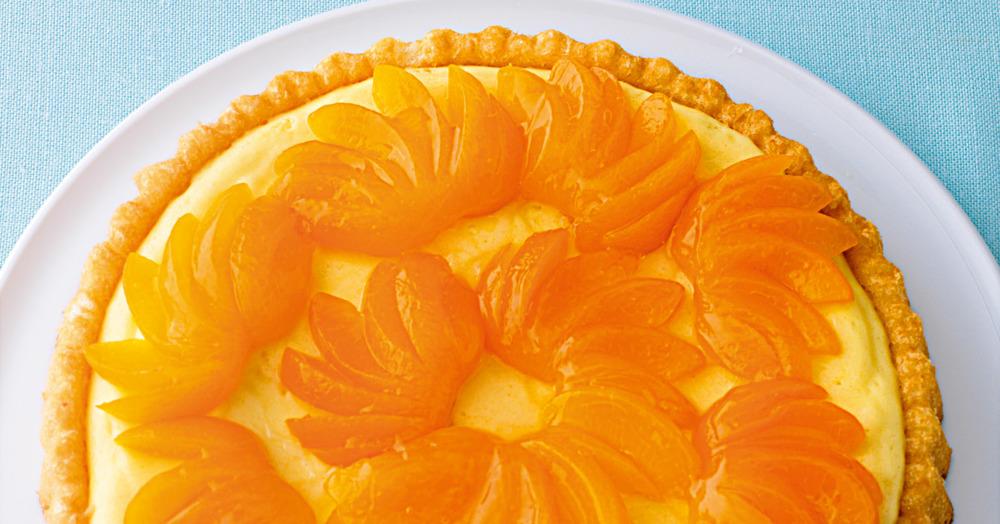 Schnelle Aprikosentarte ohne Backen
