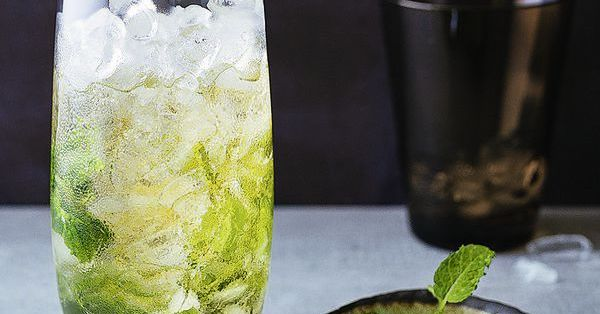 Mint Julep - Cocktail mit Whisky