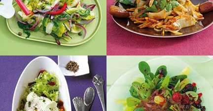 gesund und lecker die besten wintersalate k cheng tter. Black Bedroom Furniture Sets. Home Design Ideas