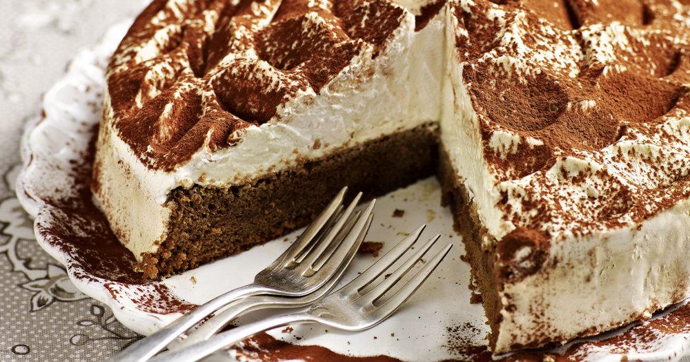 Einfache Tiramisu-Torte
