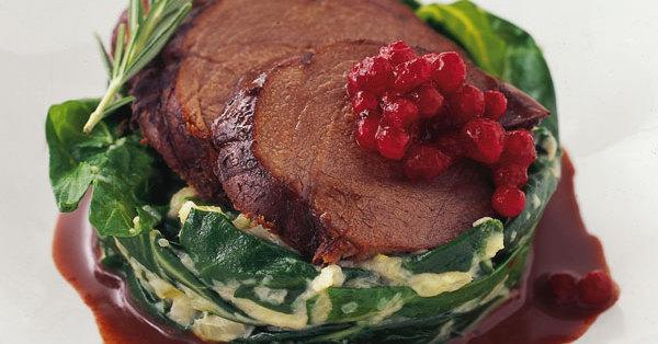 Bergischer Rehsauerbraten Rezept | Küchengötter