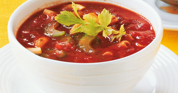 tomatensuppe mit nudeln rezept k cheng tter. Black Bedroom Furniture Sets. Home Design Ideas