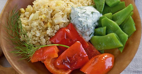 gem se couscous salat rezept k cheng tter. Black Bedroom Furniture Sets. Home Design Ideas