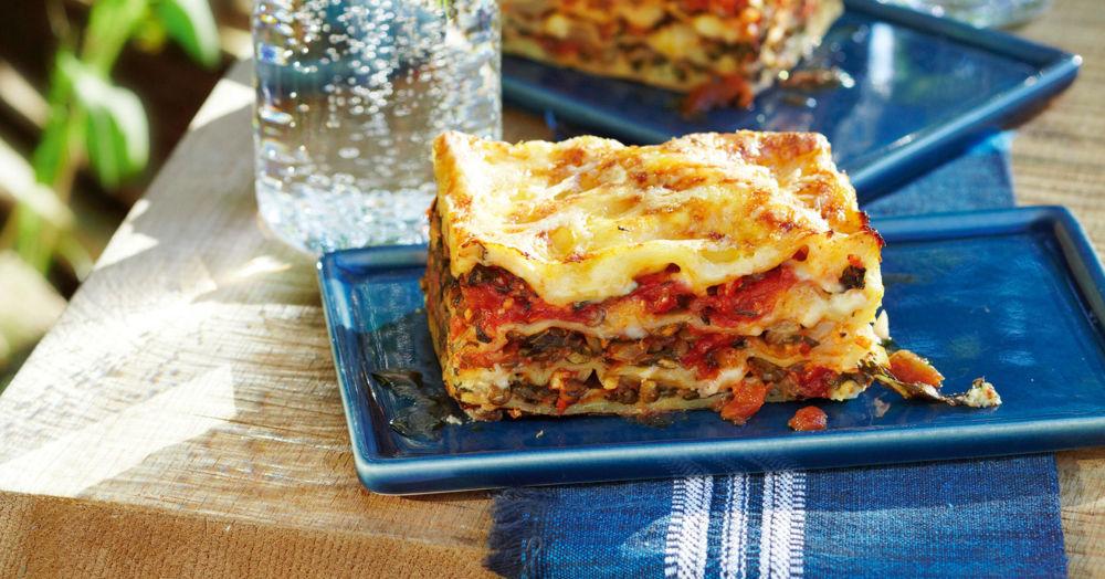 linsen mangold lasagne rezept k cheng tter. Black Bedroom Furniture Sets. Home Design Ideas