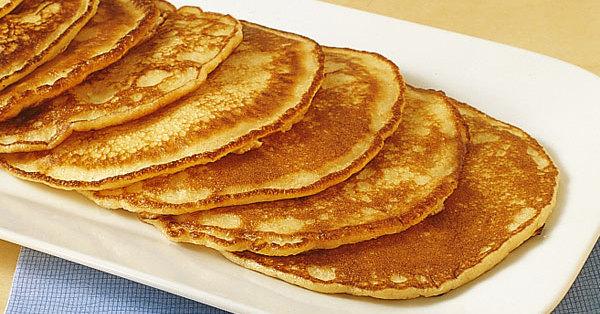 Hefepfannkuchen Grundrezept - Struwen Rezept mit Hefe