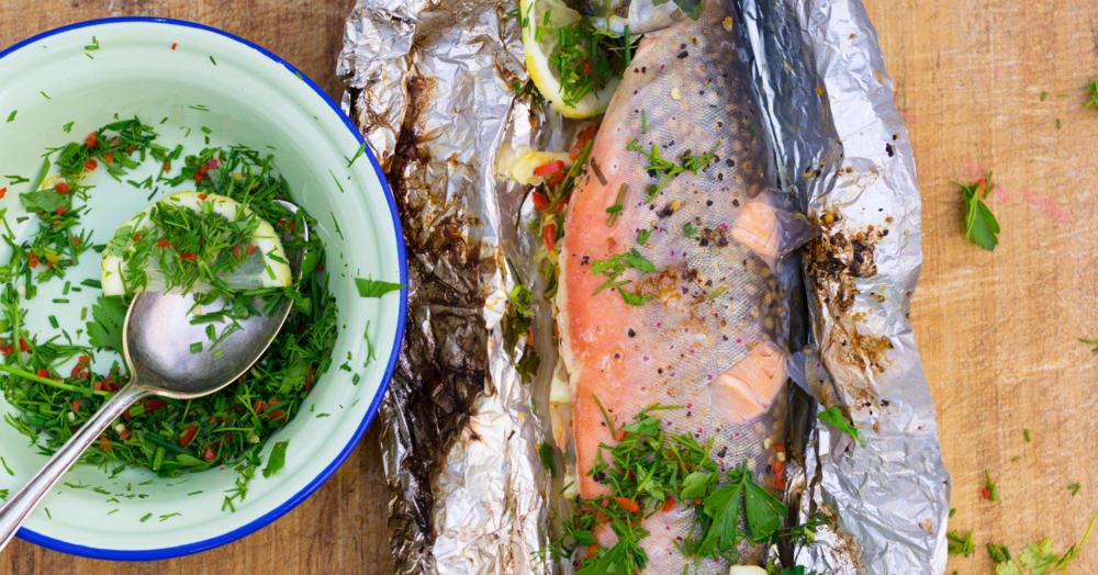 Fisch & Meeresfrüchte Fisch 🐟🦀🦐 - Cover