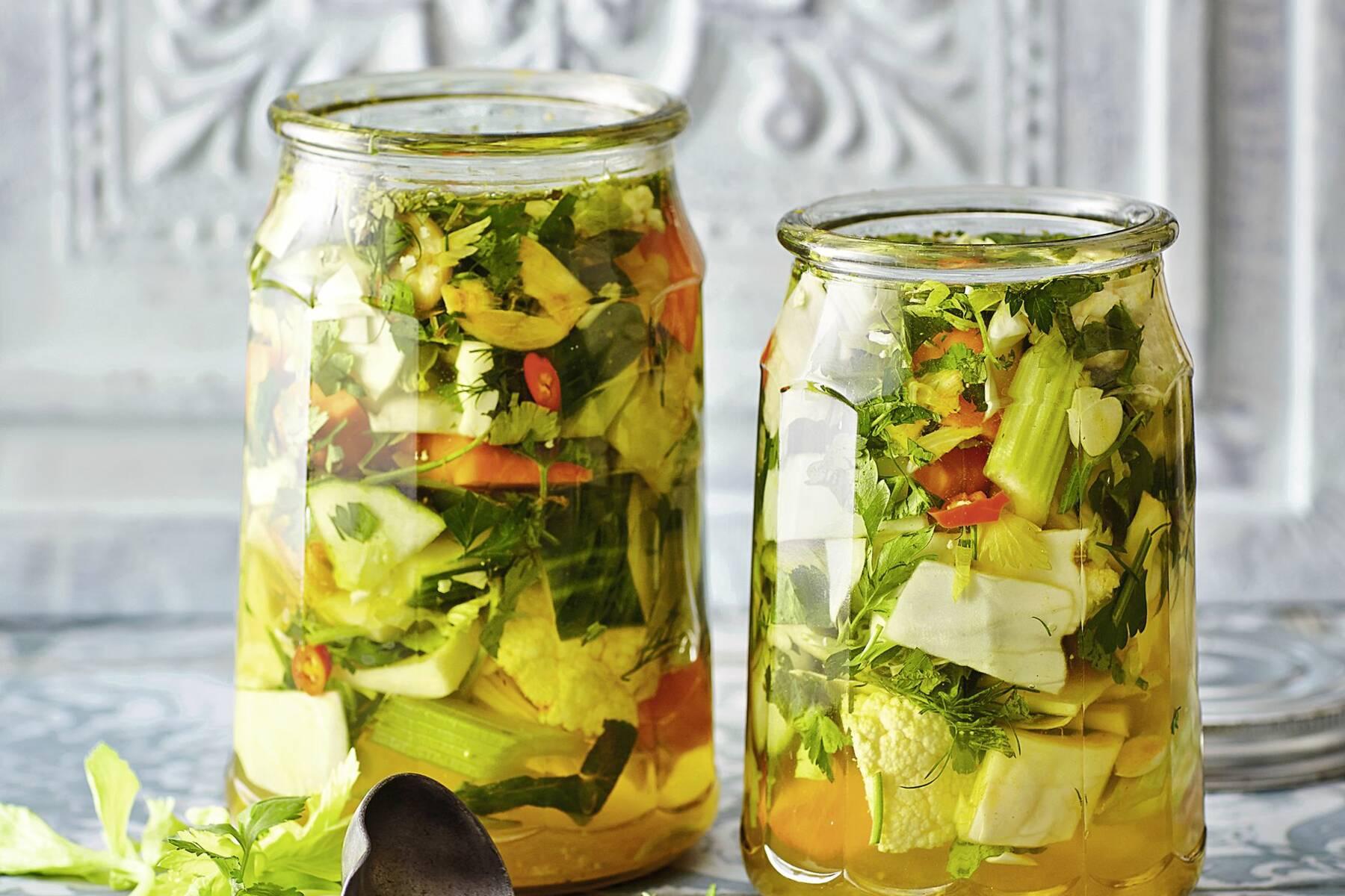 Shur – Eingelegtes Gemüse