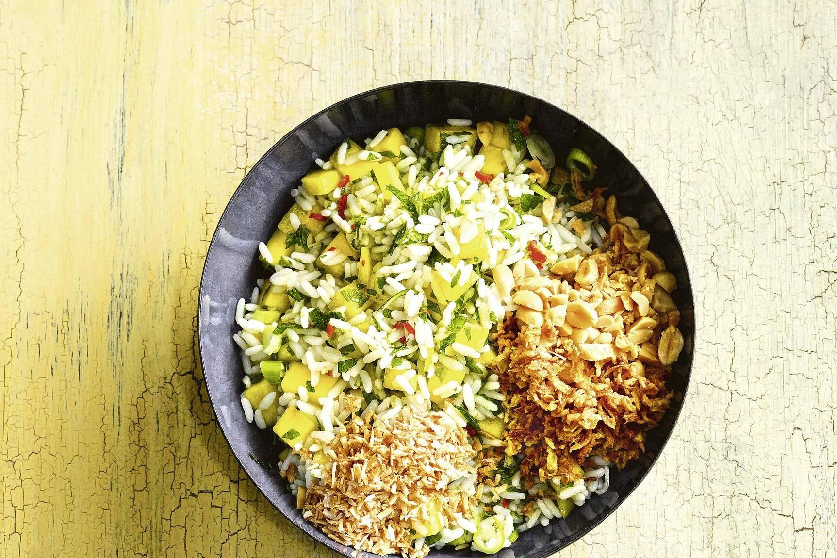 Thunfisch Reis Diät