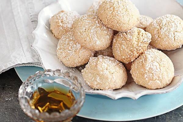 Amaretti - Rezept für Mandelkekse