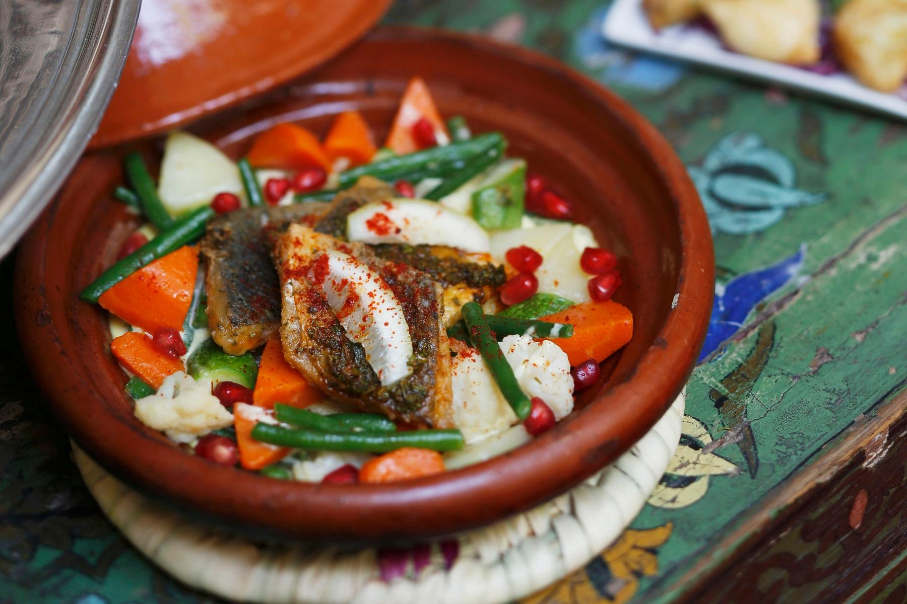Essen wie aus 20 Nacht   Die marokkanische Küche   Küchengötter