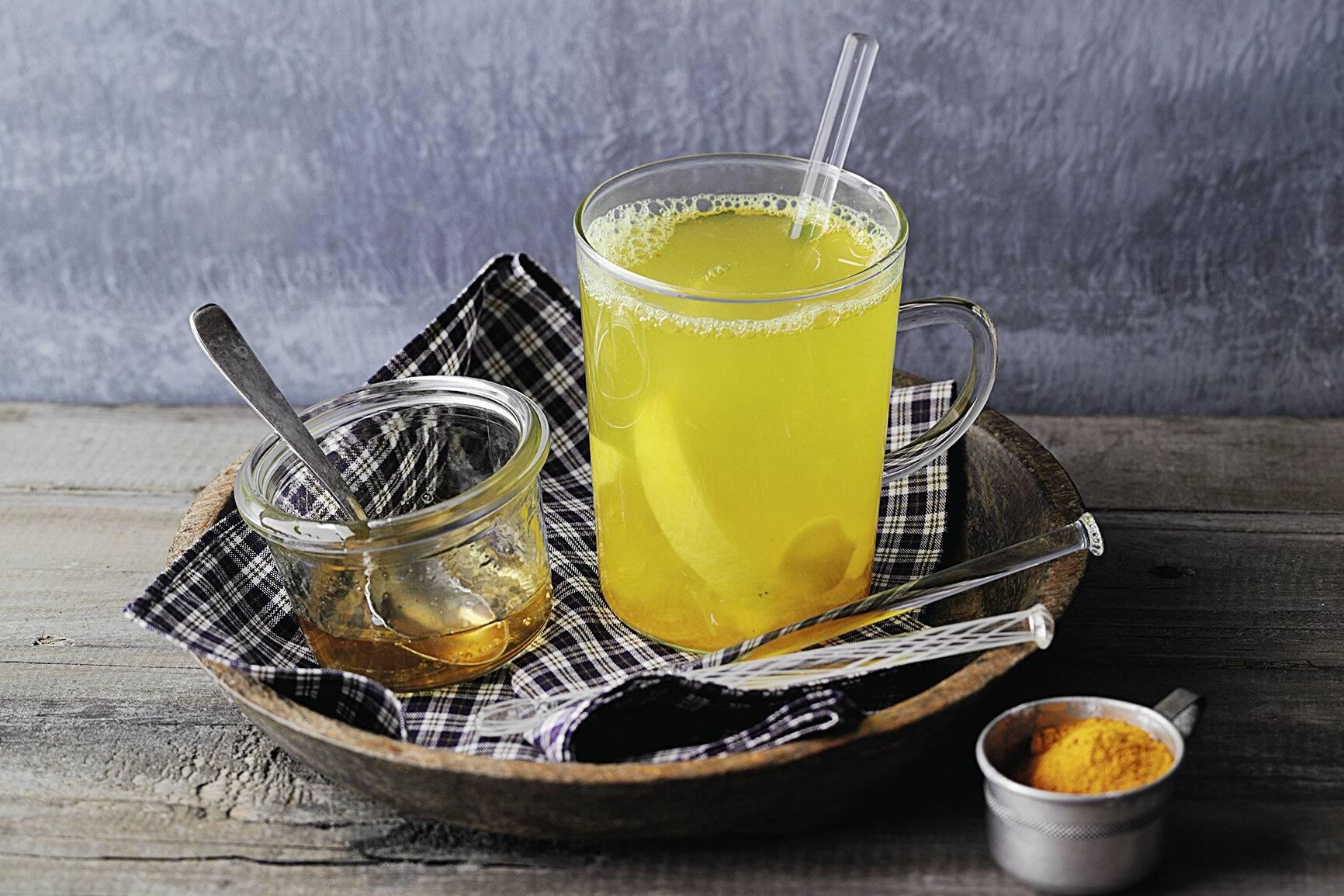 Wie man Zitronen-Ingwer zur Gewichtsreduktion zubereitet